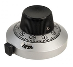 SPECTROL 21 10 TURN COUNTING DIAL FOR 10 TURN POTENTIOMETERSALSO COMPATIBLE WITH 15 TURN MFR# 021-1-11