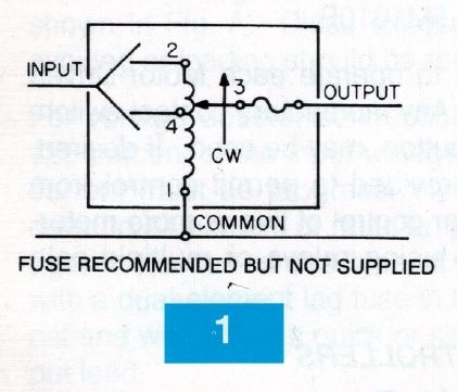 Staco Variac Wiring Diagram - Residential Electrical Symbols •