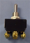 PHILMORE DPDT TOGGLE ON/OFF/(ON) 10A SCREW TERMINALS 30-051BSWITCH