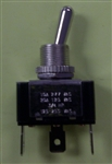 "PHILMORE SPDT TOGGLE SWITCH ON-ON 1/4"" QC 30-310B"
