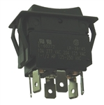 PHILMORE DPDT CTR OFF MOMENTARY ROCKER SWITCH 30-695