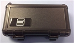 "UK OTTERBOX ABS CASE BLK (7-7/8X3-13/16X1-1/2"") 3000BLK"