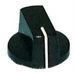"PHILMORE CONTROL POINTER KNOB (1X.6"") 3050B"