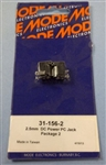 MODE PC MOUNT 2.5MM DC JACK 31-156-2