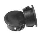 "MODE 94V-2 NYLON HOLE PLUG 1/2"" BLK 34-613-0"