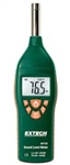EXTECH TYPE 2 SOUND PRESSURE LEVEL (SPL) METER 407732       35 TO 130DB +/-1.5DB