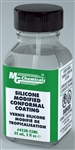 MG CONFORMAL COATING-SILICONE WITH UV INDICATOR 422B-55ML   *SOLD TO INDUSTRIAL CUSTOMERS ONLY* SEE 422C-55MLCA