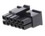 MOLEX MICRO-FIT 3.0 RECEPT 12POS 43025-1200