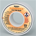 "MG SUPER WICK #2 YEL .050"" (25FT) 442"