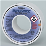 "MG SUPER WICK #4 BLU .100"" (25FT) 444"