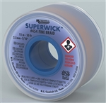"MG SUPER WICK #4 BLU .100"" (50FT) 454"