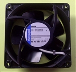 EBM-PAPST 4606N 115VAC BALL BEARING FAN 120MM X 120MM       X 38MM 106CFM 51DB 20W 0.17A 3100RPM