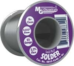 "MG SOLDER 22AWG .032"" 63/37 NO CLEAN 1/2LB 4865-227G"