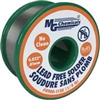 "MG 21AWG .032"" LEAD FREE SOLDER NO CLEAN 4900-112G          1/4LB SN 96.2-96.8%/AG 2.8-3.2%/CU 0.4-0.6%"