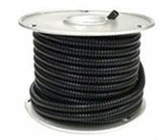 "PICO SPLIT LOOM 1/4"" BLK NO REEL (50FT) 5140-34"