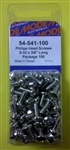 "MODE PHILIPS SCREW (8-32X3/8"") 100PK 54-541-100"