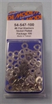 MODE FLAT WASHER (#8) (100 PK) 54-547-100
