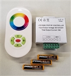 MODE RGB CONTROLLER FOR USE WITH 55-7130RGB-0 55-725-0      **USE WITH REGULATED SUPPLY ONLY 12V 3.3A
