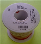 ALPHA 18AWG -60C - 200C TEFLON RED HOOKUP WIRE 5857-100RED