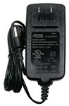 MODE 68-1225PS-1 12VDC 2.5A POWER SUPPLY (CTR+) WALL MOUNT  ADAPTER, 2.1MM PLUG, REGULATED/SWITCHING