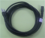 PHILMORE IEC320 TO 5-15P 18/3 EQUIPMENT CORD (12FT) 70-251B
