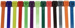 "PICO COLOUR ASSORTMENT 7.5"" CABLE TIES (150 PK) 7165-91"