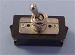 TYCO DPST ON-OFF 20A@125V 10@250V TOGGLE SWITCH 7360K8      1-1/2HP@125V & 1-1/2HP@250V AC/DC INDUSTRIAL RATED