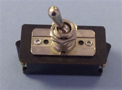 K T on Switchcraft Toggle Switch