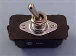 TYCO DPST ON-OFF 20A 250V AC/DC TOGGLE SWITCH 7402K4        1-1/2HP@125V AC/DC  & 2HP @250V AC/DC INDUSTRIAL RATED