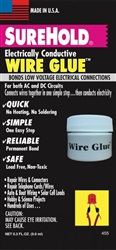 SUREHOLD ELECTRICALLY CONDUCTIVE WIRE GLUE 9ML 78SH455
