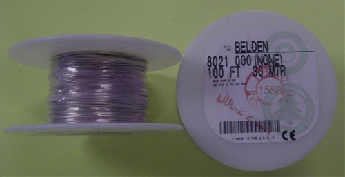 22AWG BUS BAR WIRE (100FT) 8021-100