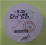 BELDEN 24AWG BUS BAR WIRE 8022-100