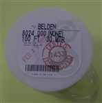 BELDEN 28AWG BUS BAR WIRE 8024-100