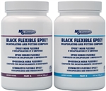 MG FLEXIBLE EPOXY POTTING COMPOUND BLACK (1:1) 832FX-450ML  *SOLD TO INDUSTRIAL CUSTOMERS ONLY*