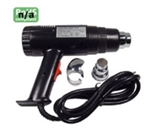 MODE 2-SPEED HEATGUN W/ACCESSORIES(LENLINE # PG103A)84-603-1NOT RATED CONTINUOUS DUTY CYCLE ; SHORT DURATION USE ONLY