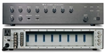 TOA A-903MK2 UL 30W EIGHT CHANNEL MODULAR MIXER/AMPLIFIER   (REQUIRES MODULES) *SPECIAL ORDER*