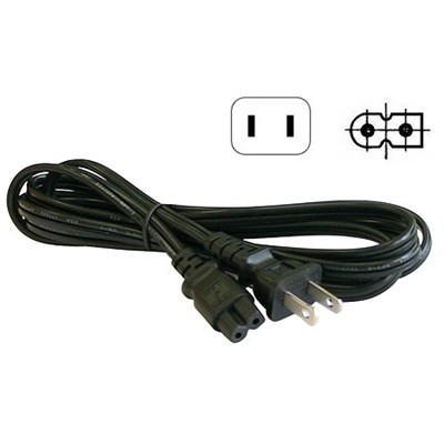 CIRCUIT TEST POLORIZED 2-WIRE AC LINE CORD AC4SQ