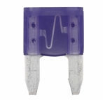 BUSS AUTOMOTIVE MINI-BLADE 3A FUSE ATM3                     ATM-3