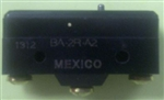 HONEYWELL LIMIT SWITCH BA2RA2                               OPTIONAL MOUNTING HARDWARE : FH2538
