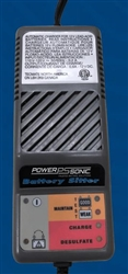 POWERSONIC MAINTAINER/CHARGER 12V 2.5-32AMP BATTERY SITTER  DIAGNOSES/DE-SULFATES/CHARGES/TESTS/MAINTAINS