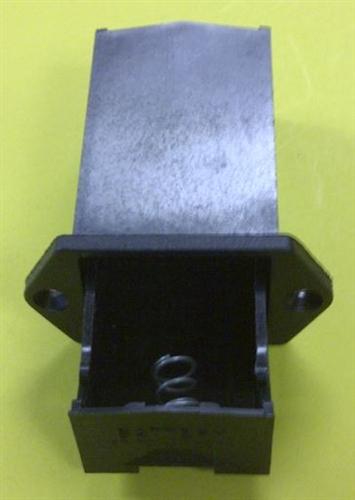 BULGIN SINGLE 9V PANEL MOUNT BATTERY HOLDER BX0023