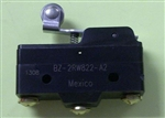 HONEYWELL LIMIT SWITCH BZ2RW822A2                           OPTIONAL MOUNTING HARDWARE : FH2538