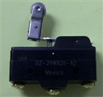 HONEYWELL LIMIT SWITCH W/ROLLER/LEVER 15A BZ2RW826A2        OPTIONAL MOUNTING HARDWARE : FH2538