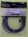 SIGNAMAX CAT5E BLACK PATCH CORD W/BOOT (14FT) C5E114BK14FB  (1157912) CABLE