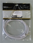 SIGNAMAX CAT6 WHITE PATCH CORD W/BOOT (7FT) C6115WH7FB