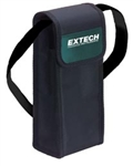 "EXTECH LARGE CARRY CASE W/STRAP FOR DMM (10X5X3"") CA899"