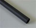 "LG SHRINK TUBING W/MELT LINER 20MM/0.8"" 3:1 CHWT20BLK       DIRECT BURIAL 4FT LENGTH"