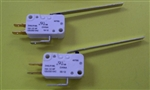 CHERRY 15A MICROSWITCH .187 QC 2.932 IN LEVER D45LR1ML