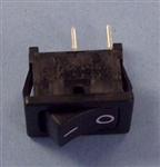 C&K SPST MINI ON/OFF ROCKER SWITCH DA102J12S215PQF