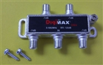 B&L DIGIMAX DIGITAL READY 4X75 1G SPLITTER DM4